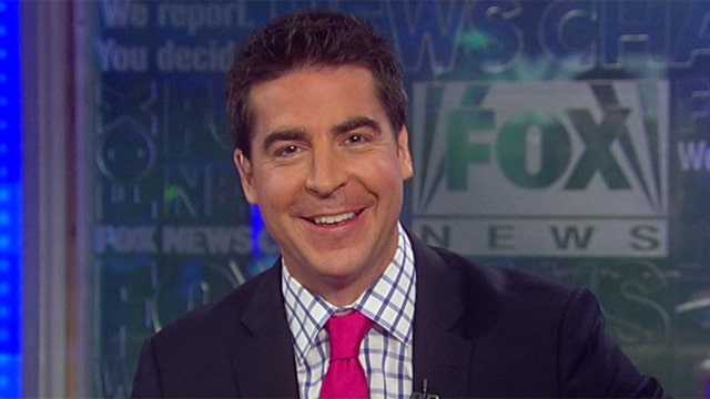 Jesse Watters in fox news