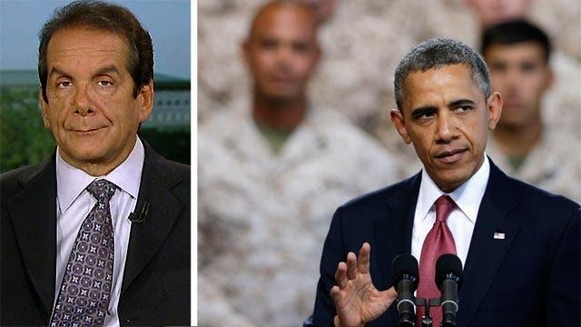 Krauthammer: Obama 'removed the glue'