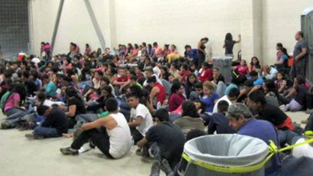 White House criticized for hosting young illegal immigrants amid 'crisis' over surge