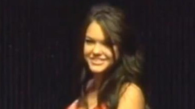 Kristy Althaus, Disgraced Miss Colorado Teen USA Stripped