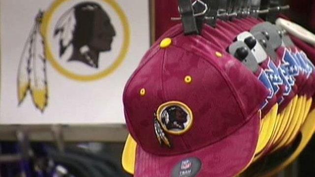 US Patent Office cancels Redskins' trademark registration
