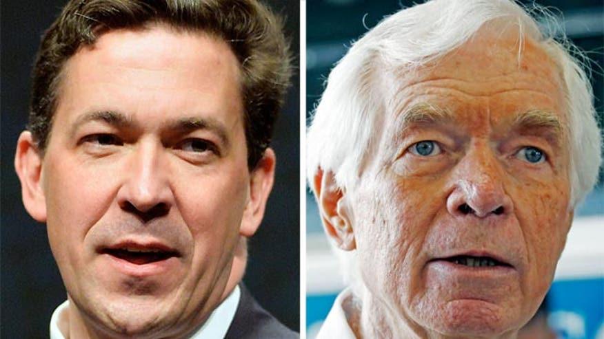 Sen. Thad Cochran vs. Chris McDaniel