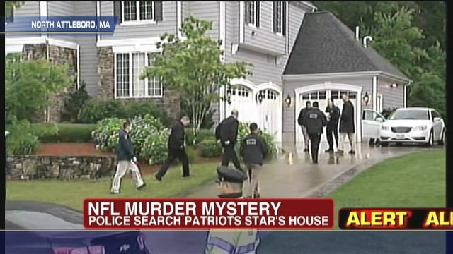 Police Search Patriots Aaron Hernandez House Fox News Video