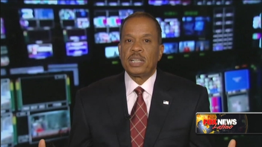 Juan Williams talks to Fox News Latino about critics of the Spurs mariachi singer and what this says.
