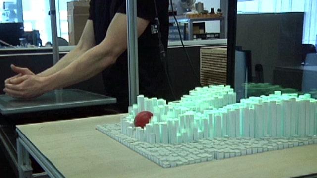 Researchers make shapeshifting reality