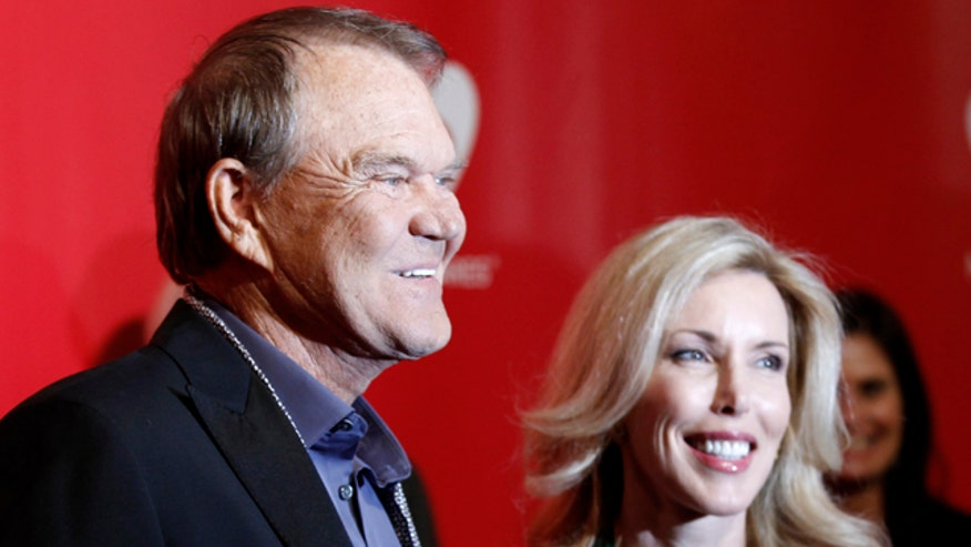 Glen Campbell's wife explains why he needs to be in a long-term care facility