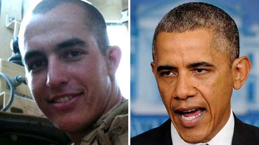 President Obama has a lengthy phone conversation with the Mexican president about the illegal immigration crisis but apparently did not ask him about ASgt. Andrew Tahmooressi's case #MarineHeld inMexico