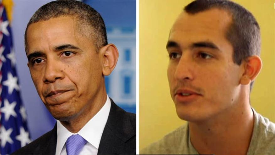 'Off the Record,' 6/20/14: The president did not even mention Sgt. Andrew Tahmooressi's case in a phone call with the Mexican president. At best, he blew it; at worst, he doesn't give a damn. #MarineHeldinmexico