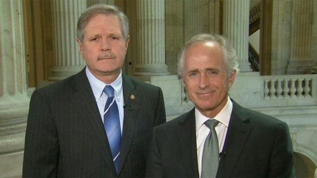 Sen. Corker: 'Border surge' solves security problem
