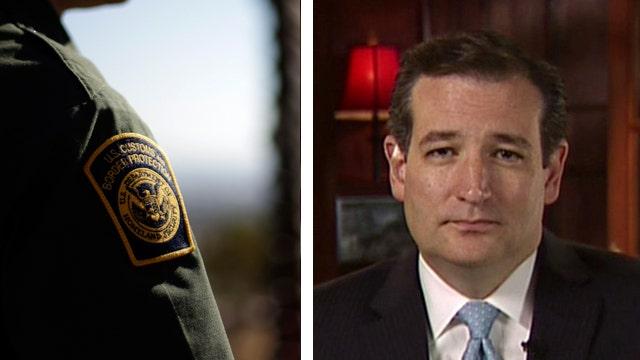 Sen. Cruz: Current immigration bill is a 'mess'