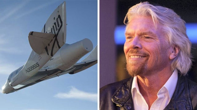 Sir Richard Branson and the privatization of space
