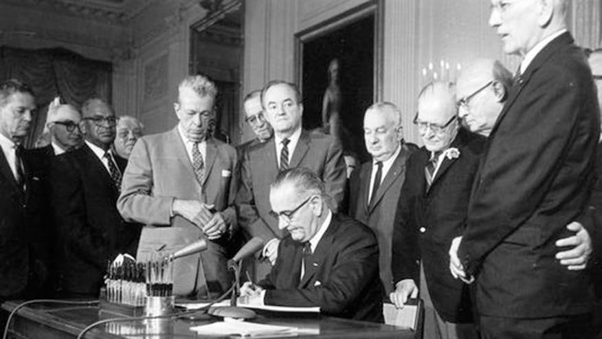 A reflection on 50 years of the the Civil Rights Act