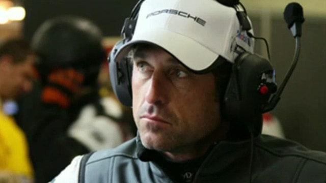 Patrick Dempsey leads all-American Le Mans racing team