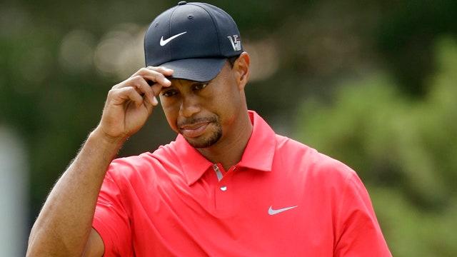 Nick Faldo on Tiger Woods' mental state