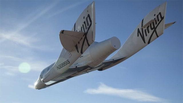 Inside Virgin Galactic's plan to take civilians to space