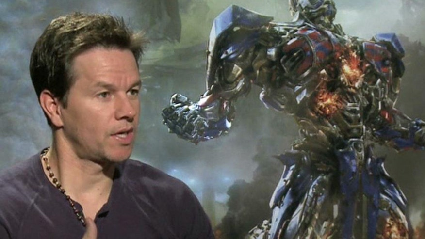Kevin McCarthy discusses the latest 'Transformers'