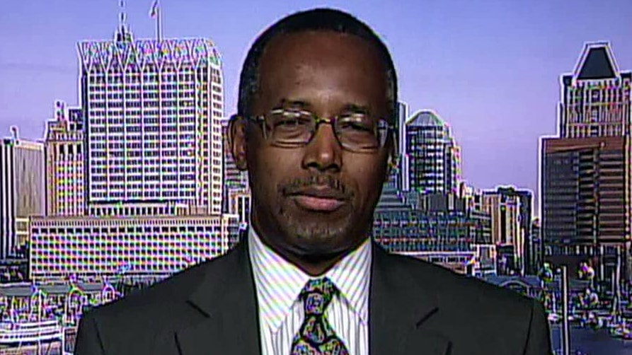 What's next for Dr. Ben Carson?