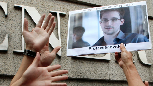 Was it the right choice to charge Snowden with Espionage?