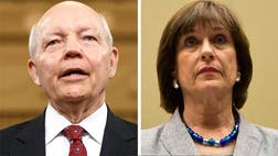 Why hasn't the U.S. Attorney for the District of Columbia acted on the House of Representatives's contempt citation of Lerner?