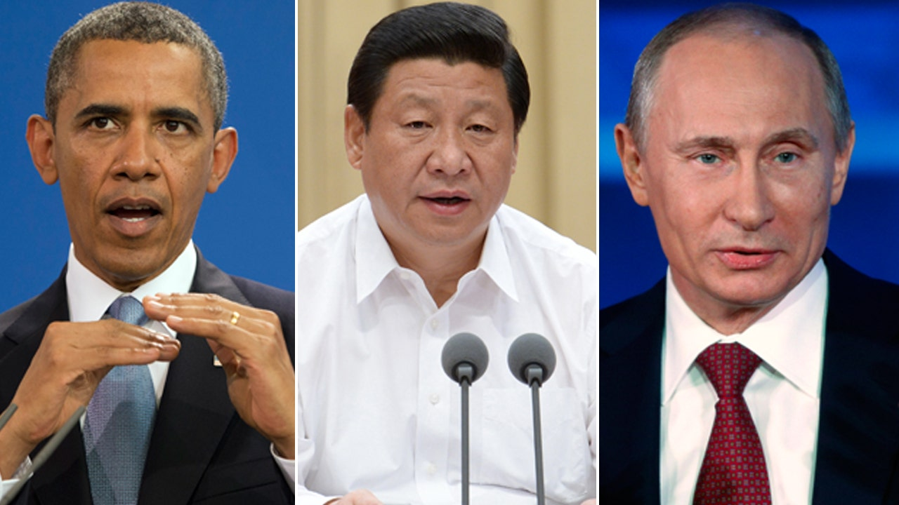 US vs. China, Russia over Snowden extradition