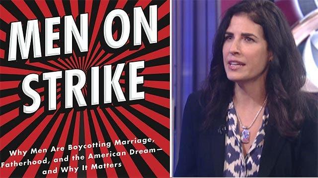 Men on strike?