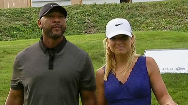 Golf classic benefits aneurysm research
