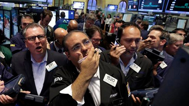 Should we be worried about market slide?