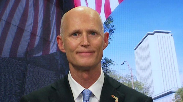 Gov. Scott on Florida's approach to boosting jobs