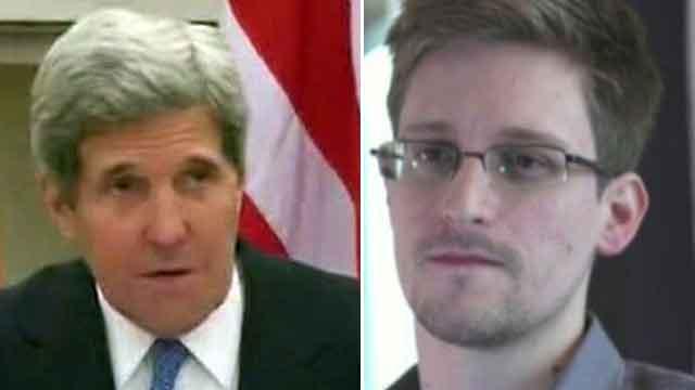 Legal to kidnap Edward Snowden?