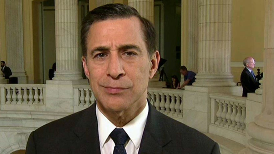Darrell Issa, the chairman of the House Oversight Committee on the latest with this investigation