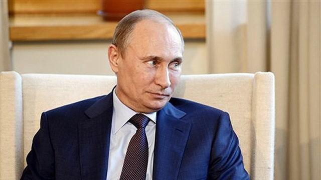 Putin using Snowden as leverage?