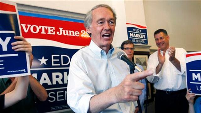 Rep. Ed Markey wins the Mass. Senate special election