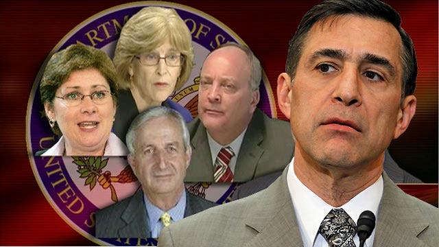Rep. Issa issues subpoenas in search for answers on Benghazi