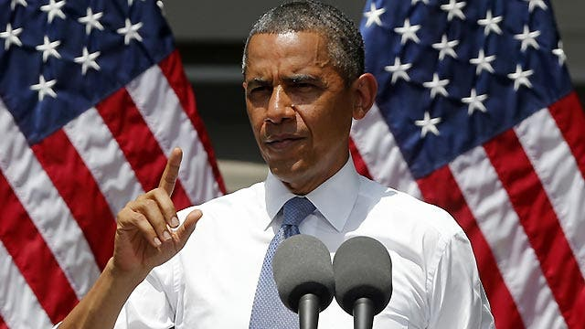 Obama unveils sweeping climate change plan