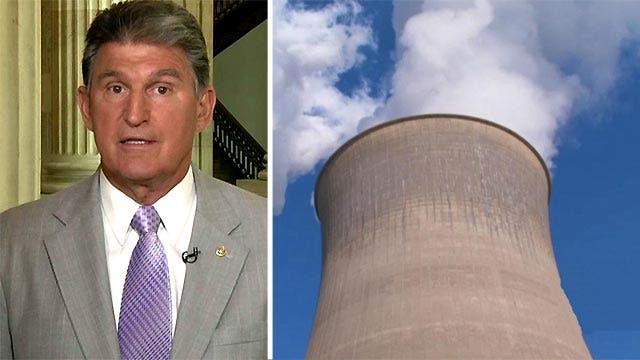 Sen. Manchin: Obama's proposed coal regs are 'irresponsible'