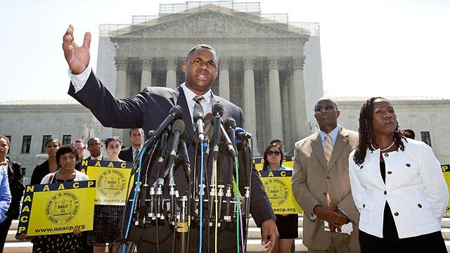 Reaction to Supreme Court decision on Voting Rights Act