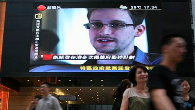 Weighing reponse to China, Russia not extraditing Snowden