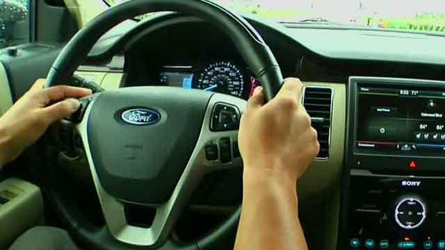 Ford reveals hi-tech, smarter cars