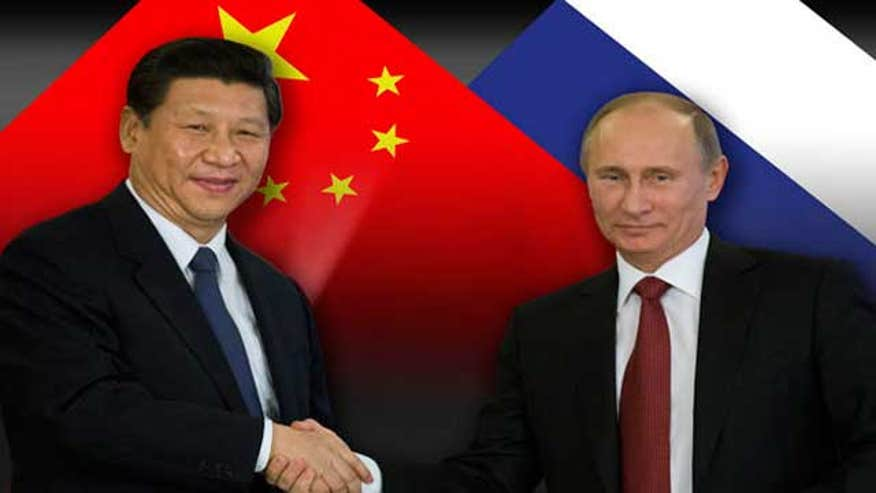 China, Russia viewing sensitive information?
