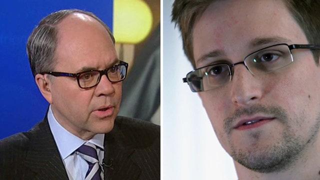 Snowden helping America's enemies?