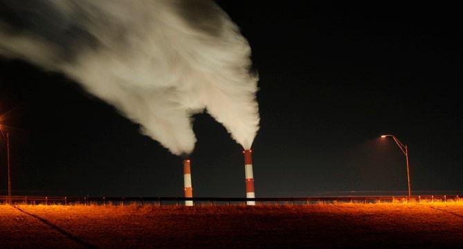 War on coal? Obama orders new rules on coal-fired plants