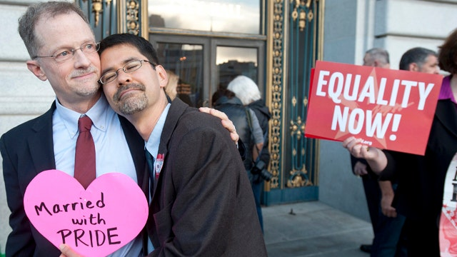 What Supreme Court gay marriage rulings say about America