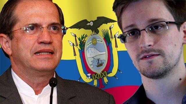 Will Snowden be given asylum in Ecuador?