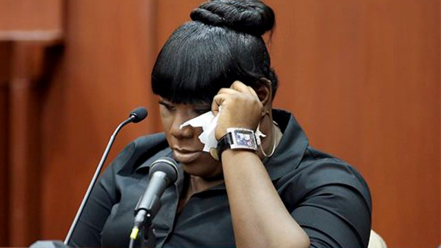 Zimmerman wrap - Day 13 - Emotional testimony