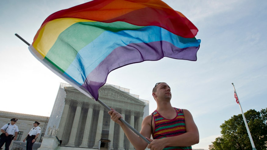 Federal law denying benefits to legally married same-sex couples ruled unconstitutional