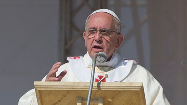 Does the mafia feel threatened by Pope Francis?