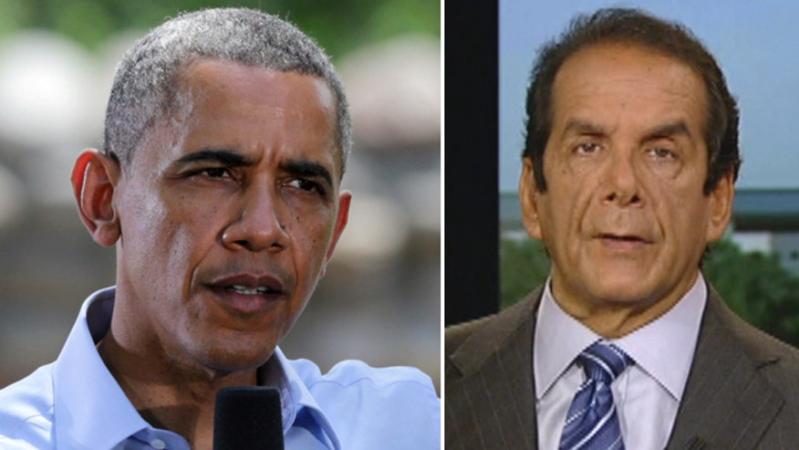 "Charles Krauthammer said the Supreme Court striking down Obama's recess appointments is a ""stinging rebuke"" to Obama overreach."