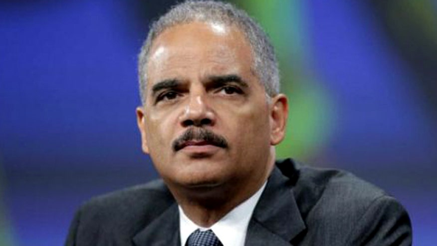 'Off the Record,' 6/26/14: Holder has failed to protect the American people from bad officials and renegade government agencies and refuses to appoint a special prosecutor in the IRS scandal