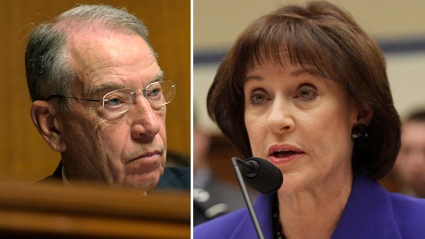 Lerner sought audit of sitting GOP senator