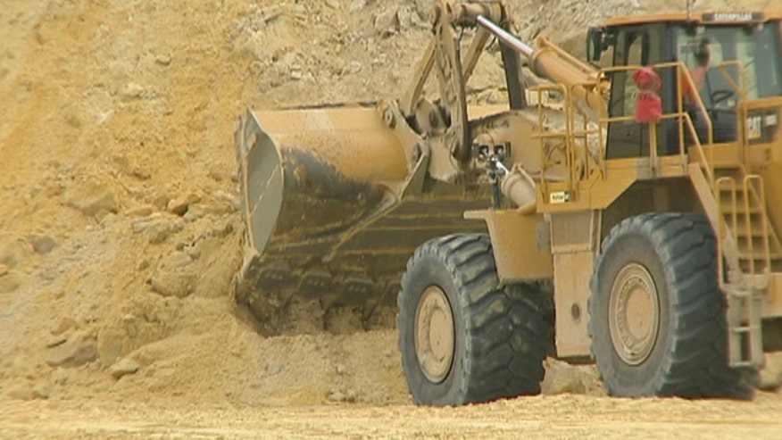 Mike Tobin reports on Midwest sand mining